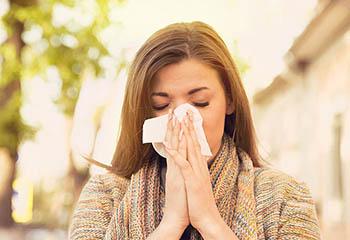 Infekte und Allergien