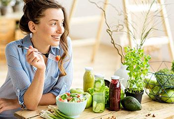 Verdauungstrakt und Ernährung